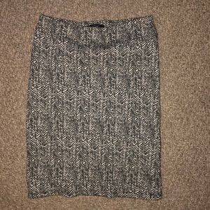 Corner shop Pencil skirt MEDIUM